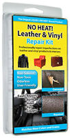 No Heat Liquid Leather & Vinyl Repair Kit Fix Holes Burns Rips Gouges
