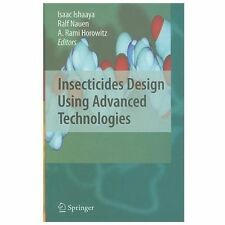 Insecticides Design Using Advanced Technologies-ExLibrary