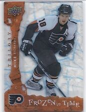 08-09 2008-09 UD TRILOGY MIKE RICHARDS FROZEN IN TIME SP /799 #113 FLYERS