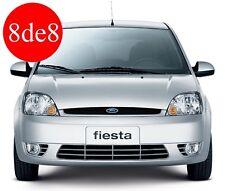 Ford Fiesta (2002) - Manual de taller en CD