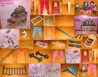 Playmobil 5300 Ersatzteile Puppenhaus Villa 5303 7411 Aussuchangebot rosa Serie