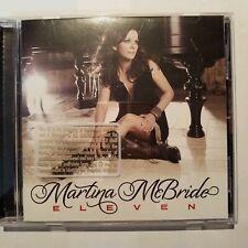Eleven by Martina McBride (CD, Oct-2011, Universal Republic)
