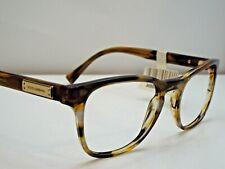 Authentic DOLCE & GABBANA DG3260 3063 Brown Marble Eyeglasses Frame $310