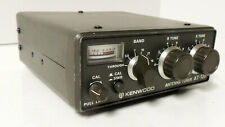 KENWOOD   MODEL   AT-120   COMPACT   COAX   ANTENNA   TUNER   80-10  METERS