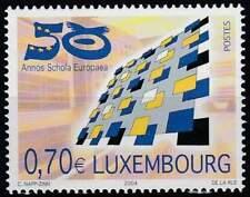 Luxemburg postfris 2004 MNH 1645 - Europese School