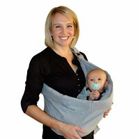 Baby Wrap Carrier Ring Sling: Extra Comfortable Slings and Wraps Easy Carrying