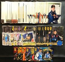 2008 PRESS PASS VIP RACING COMPLETE 90 CARD SET W/ ALL 3 SUBSETS!  $140 BV!