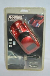 Brand NEW Street Mouse USB Optical Computer Mouse Tuscan TVR JB093