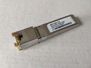 SFP-10G-T-S Cisco Compatible 10GBASE-T SFP+ RJ-45 30m Transceiver