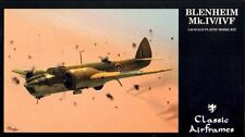 Classic Airframes 1/48 Blenheim Mk.IV/IVF # 4159