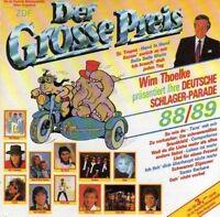 Der grosse Preis 88/89 Flippers, Koreana, Roy Black, Maxi & Chris Garden,.. [CD]