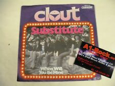 CLOUT  Substitute  7 SP