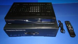 Original Dreambox DM 7020 HD ( 7020HD ) mit 500 GB Seagate HDD - TOP Zustand !