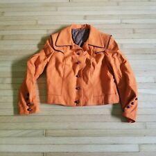 Vintage Women's Small to Medium Wool Coat / Blazer / Jacket