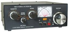 MFJ-962 D - Antenna Tuner (1500 Watt) Manual with Coil Inductance
