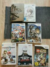 Wii Spielesammlung - 6 Spiele