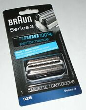 Braun 32S Shaving Head Replacement Cassette - Brand New In Package - GENUINE