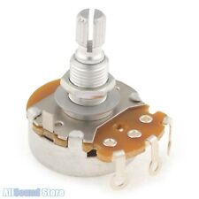 Metric 500K Audio Taper Potentiometer Pot Split Shaft Coarse Spline Import Japan