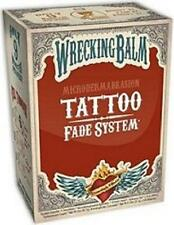 Wrecking Balm Tattoo Fade System. Made in the USA.