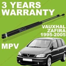 Pair Gas Struts for Vauxhall Zafira 1999-2005 MPV Rear / Boot tailgate