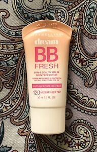 Maybelline Dream BB Fresh 8-in-1 Beauty Balm Skin Protector SPF 30 120 Medium
