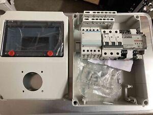 Wallbox E-Auto Ladestation WLAN 13-20-32A Typ2 Bausatz IFEU-Workshop Anleitung