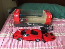 MJX FERRARI ENZO 1:20 SCALE RC RADIO CONTROL CAR - in RED - New In Box