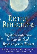 Restful Reflections: Nighttime Inspiration to Calm the Soul, Based on Jewish Wis