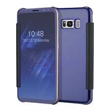 Inteligente Espejo Vista Funda tipo cartera con tapa para Samsung Galaxy S8 /