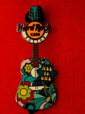 HRC HARD ROCK CAFE Boston Groovy mantra Guitar Series 2013 le300