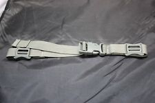 ACU DIGITAL GREY SHOULDER PAD STERNUM / CHEST STRAPS WORKS W ALL MOLLE SYSTEMS