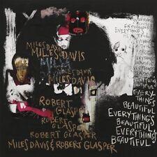 MILES DAVIS & ROBERT GLASPER CD - EVERYTHING'S BEAUTIFUL (2016) - NEW UNOPENED