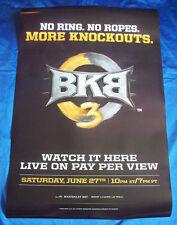 "Julian Pollard vs. Tyrone Spong BKB Boxing June 27 2015 DIRECTV Poster 24""X36"""