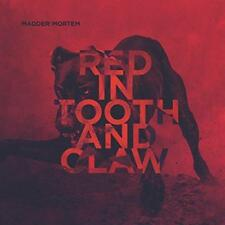 Madder Mortem - Red In Tooth And Claw (NEW CD)
