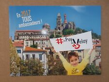 Calendrier Puy En Velay  Tour De France 2017