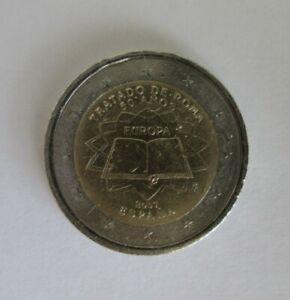 2 Euro Commémorative Espagne 2007