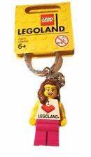 LEGO Key Chain LEGOLAND Girl 851330