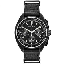 Bulova 98A186 Special Edition Lunar Pilot Chronograph Wristwatch