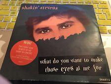 SKIN STEVENS-WHAT DO YOU WANT TO MAKE THOSE EYES AT ME FOR 1987 SHY 5 VG
