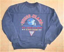 Sweatshirt Guess Vintage Georges Marciano 1987 Hergestellt in den USA