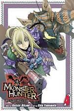 Monster Hunter: Flash Hunter, Vol. 4 ' Hikami, Keiichi Manga in english