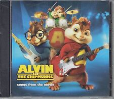 Alvin and the Chipmunks - Songs from the Movie (2007) -CD - (NEW)