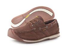 Men's Keen Newport Boat Shoes - Suede - Size 12