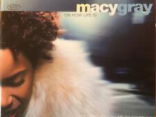 "MACY GRAY-""ON HOW LIFE IS""-I Try-Do Something-NEW ORIGINAL CD 2004"