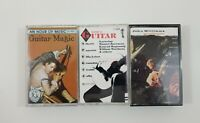 Classical Guitar Cassette Lot of 3 Titles SEE DESCRIPTION FOR TITLES
