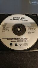 DEPECHE MODE - Policy Of Truth Promo CD - PRO-CD-4027,  VERY RARE !