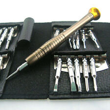For Macbook Smart phones Repair 25 In 1 set Tools Kit Wallet Screwdriver Newest