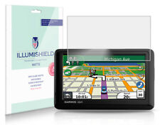 "iLLumiShield Anti-Glare Matte Screen Protector 3x for Garmin Nuvi 1490LMT 5"" GPS"