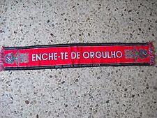 d3 sciarpa BENFICA FC football club calcio scarf schal portogallo portugal