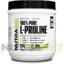 L-PROLINE POWDER *FREE FORM AMINO* 150 GRAMS